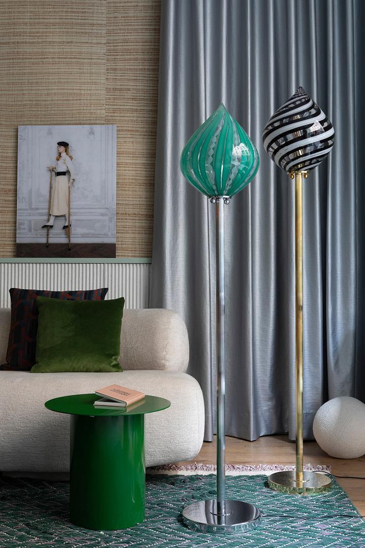 Floor Lamp Balloon Spirale